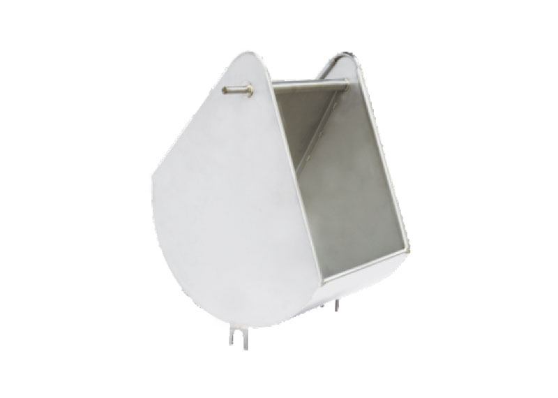 EPF-0219ST Stainless Steel Feeder